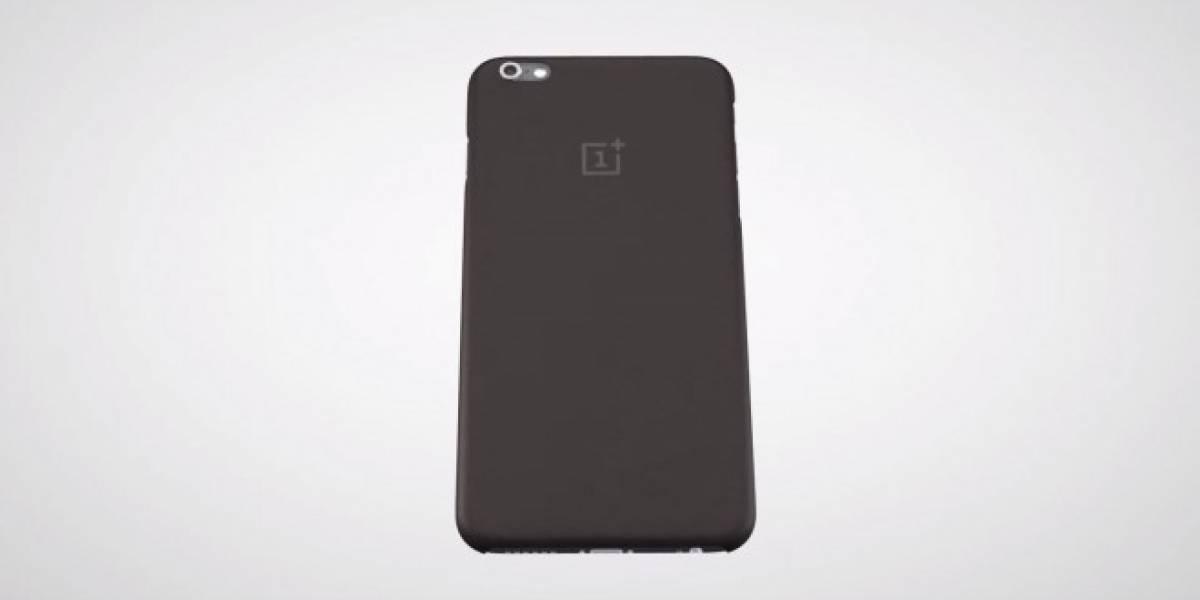 OnePlus lanza una funda para el iPhone 6s