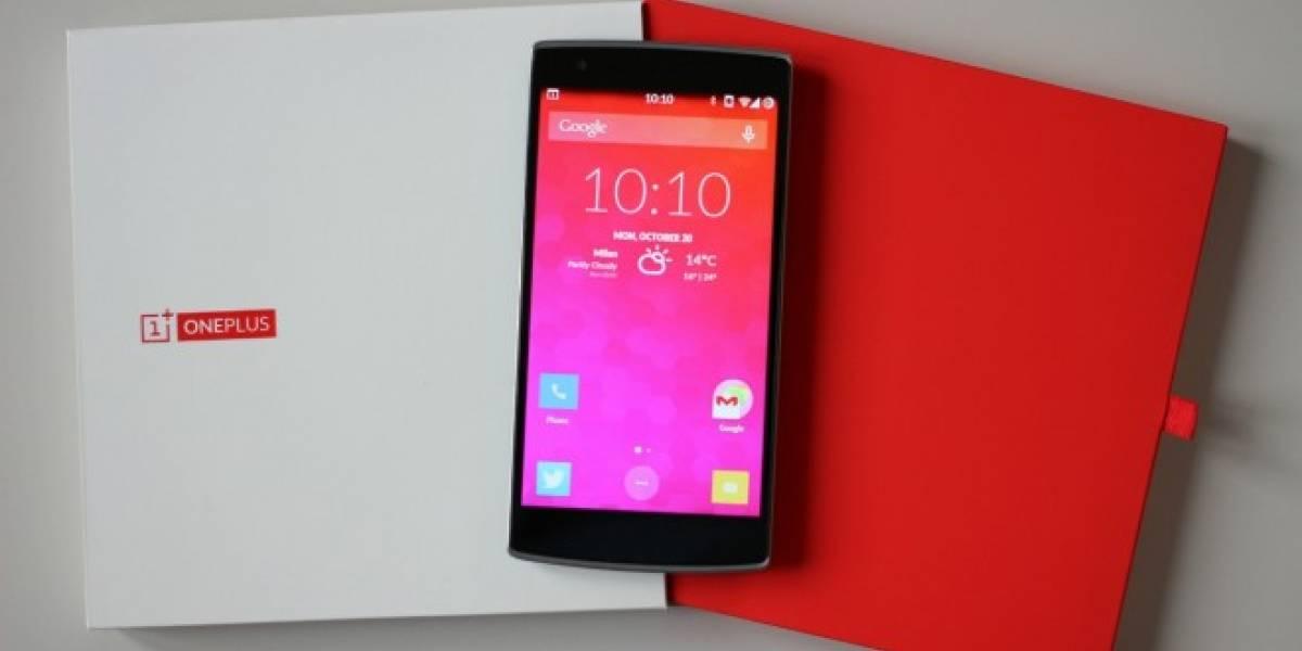 OnePlus One cumple un año marcando la resurrección del fabricante chino