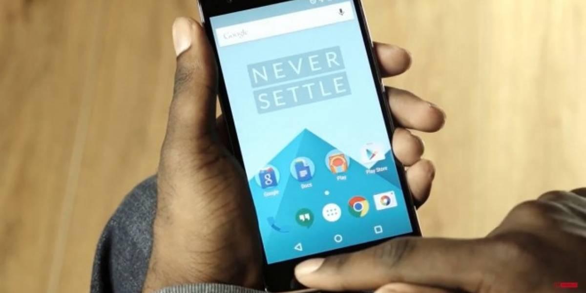 OnePlus One está listo para disfutar de OxygenOS