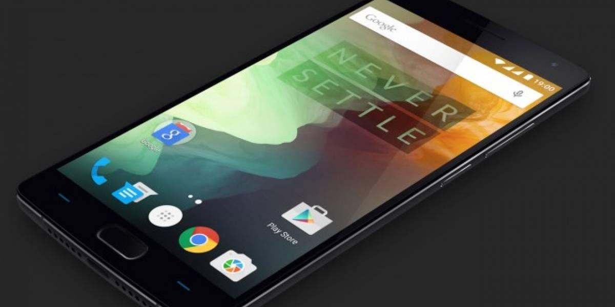 OnePlus 3 tendrá una cámara frontal de 8 megapixeles