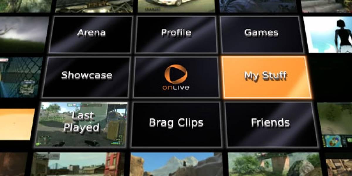GDC09: Demostración de OnLive en video