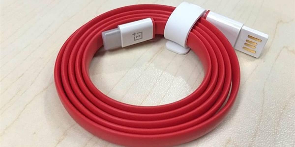 Aparecen imágenes del cable USB Tipo-C del OnePlus 2