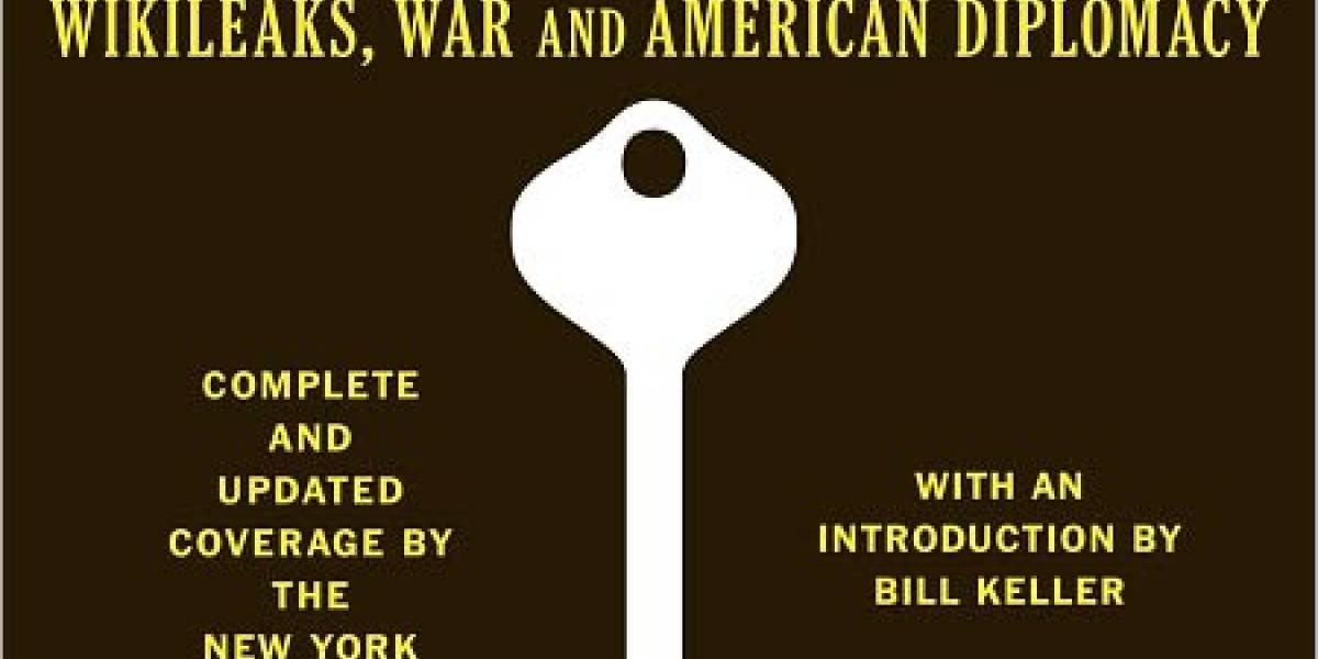 New York Times ya vende el libro electrónico sobre Wikileaks