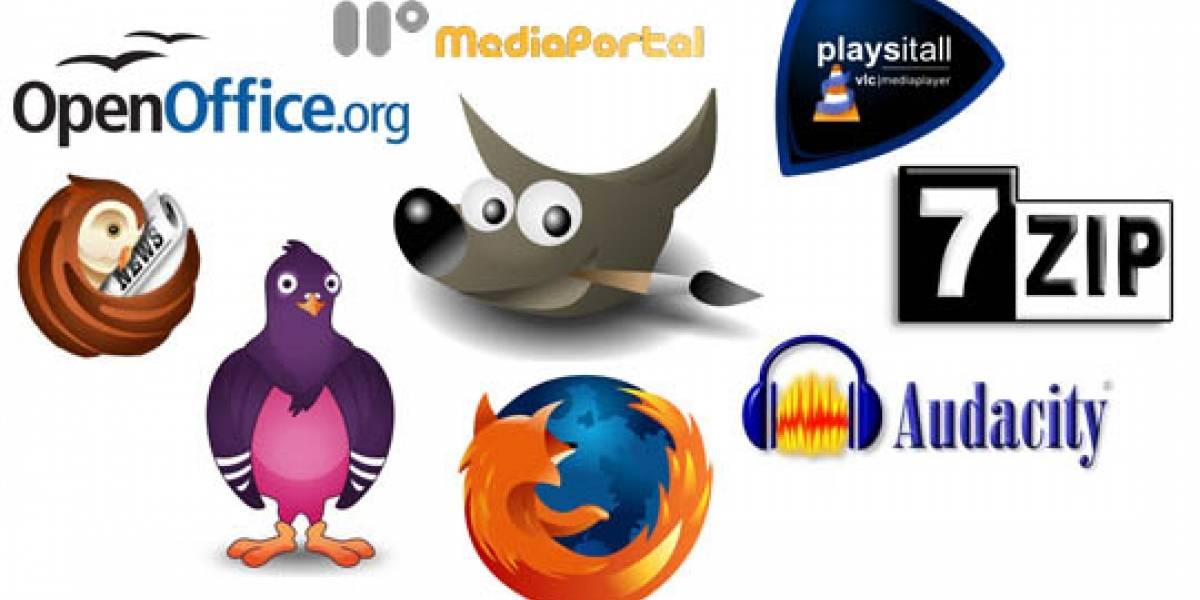 Ranking: 10 alternativas de software Open Source
