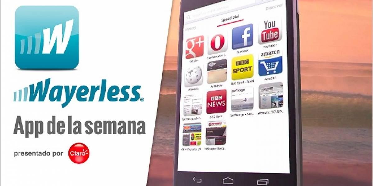 Opera lanza versión beta de su nuevo navegador basado en Webkit