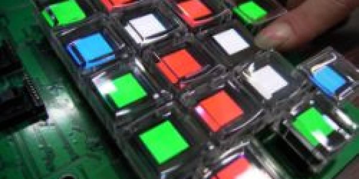 Video: El teclado numérico del Optimus Maximus