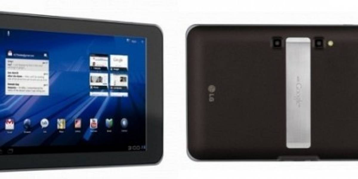 LG presenta Optimus Pad, humilla al iPad