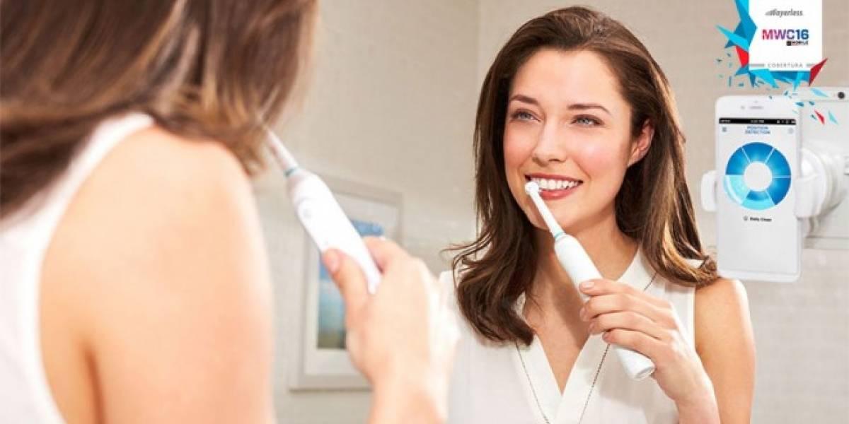 Oral-B presenta un cepillo de dientes que se conecta a tu smartphone #MWC16