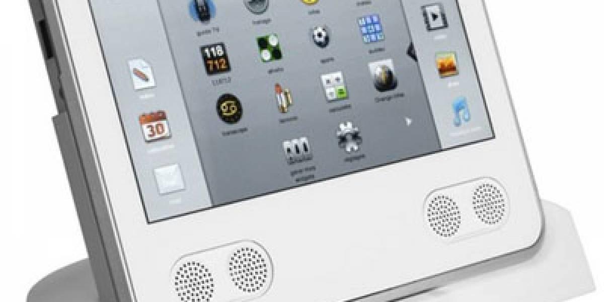 Futurología: Orange planea lanzar un tablet con 3G en Francia