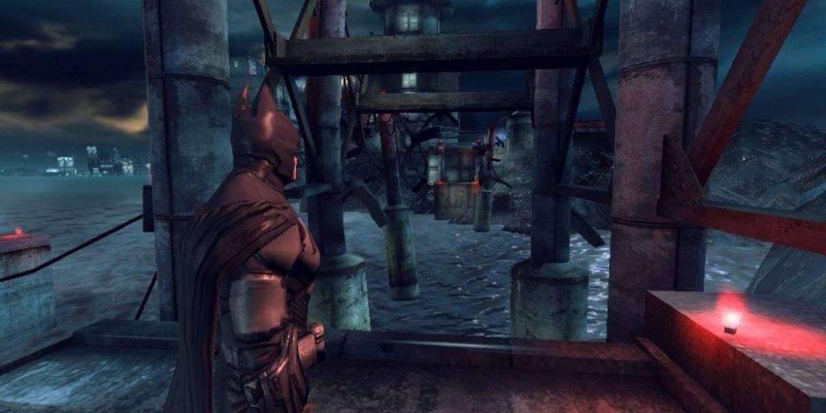 Así se juega Batman: Arkham Origins Blackgate