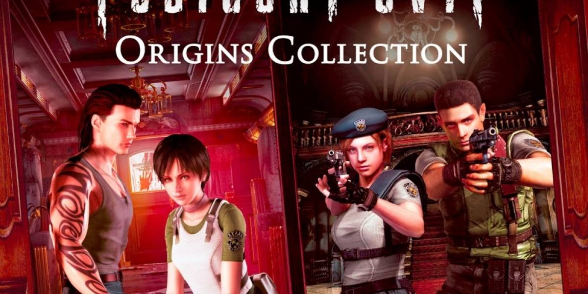 Nadie lo vio venir: Capcom anuncia Resident Evil Origins Collection