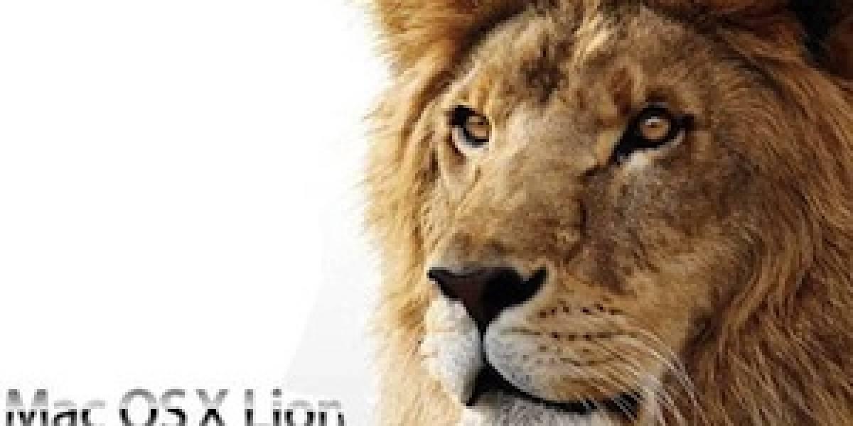 Apple publica nuevo build de OS X Lion para desarrolladores