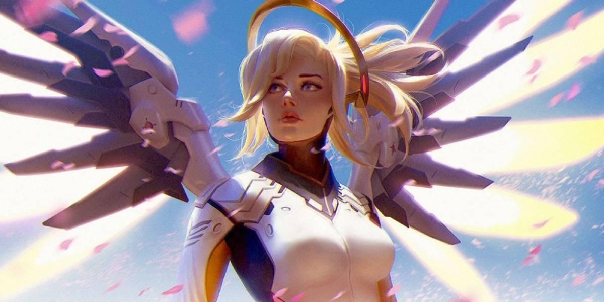 Ahora Mercy es la protagonista de este video de Overwatch