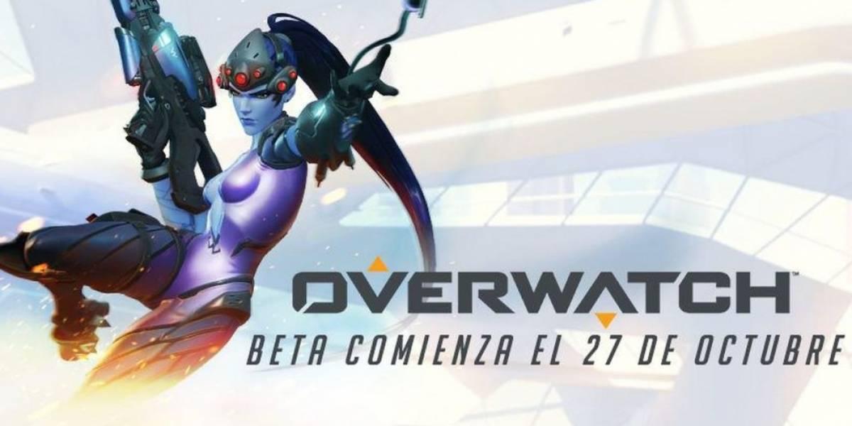 La beta de Overwatch arrancará a finales de este mes
