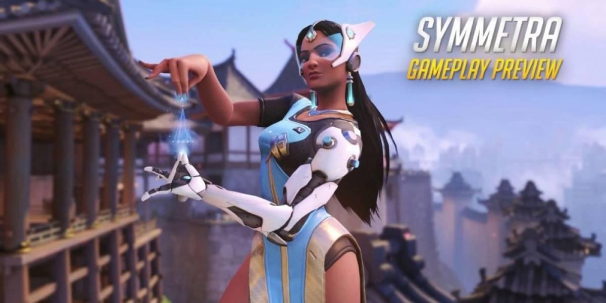 Conozcan las habilidades de Symmetra en Overwatch