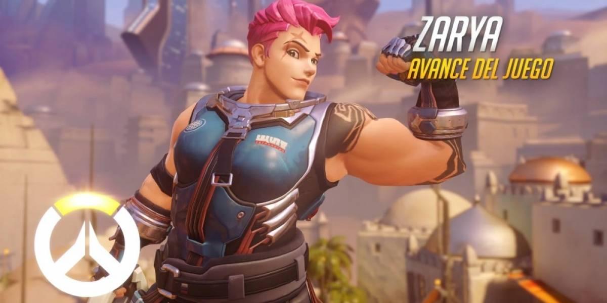 Blizzard nos muestra más personajes de Overwatch