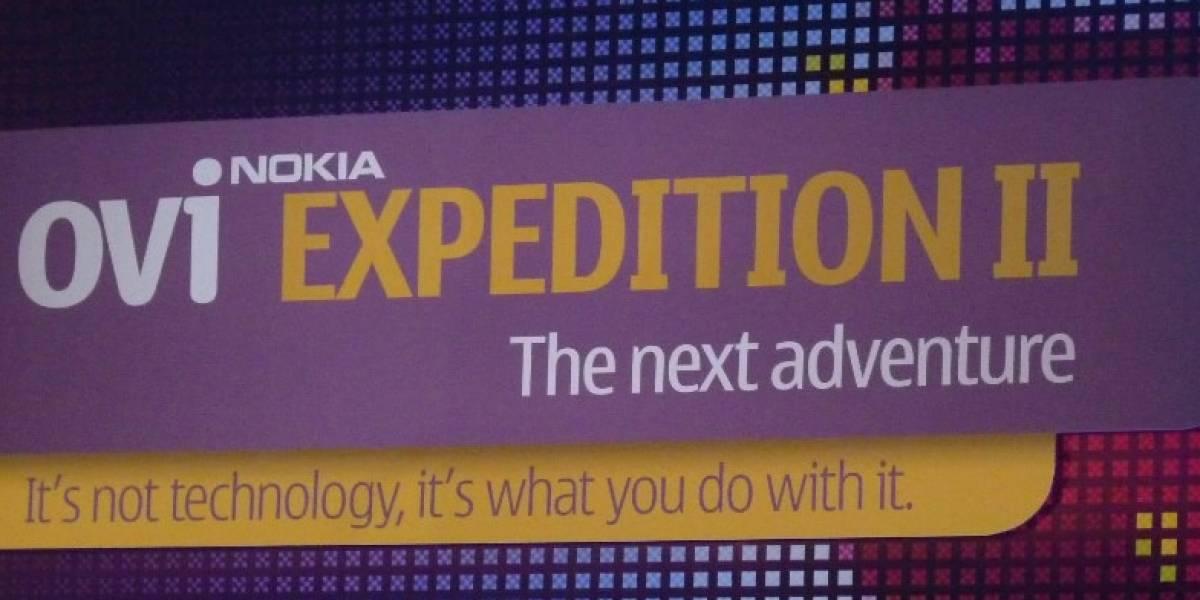 Nokia lanzó oficialmente el N8 en Latinoamérica en Ovi Expedition II