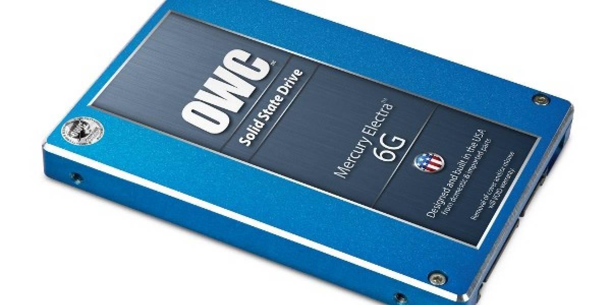 OWC estrena SSD con conexión SATA 6Gbps a precio de SATA 3Gbps