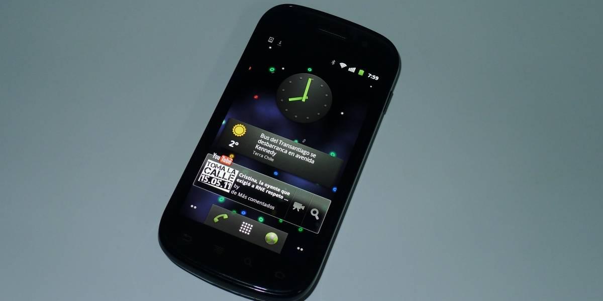 Google Nexus S [W Labs]