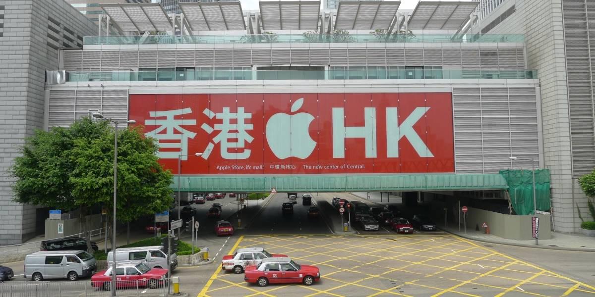 Para comprar un iPhone en Hong Kong debes tener dinero, pero también suerte