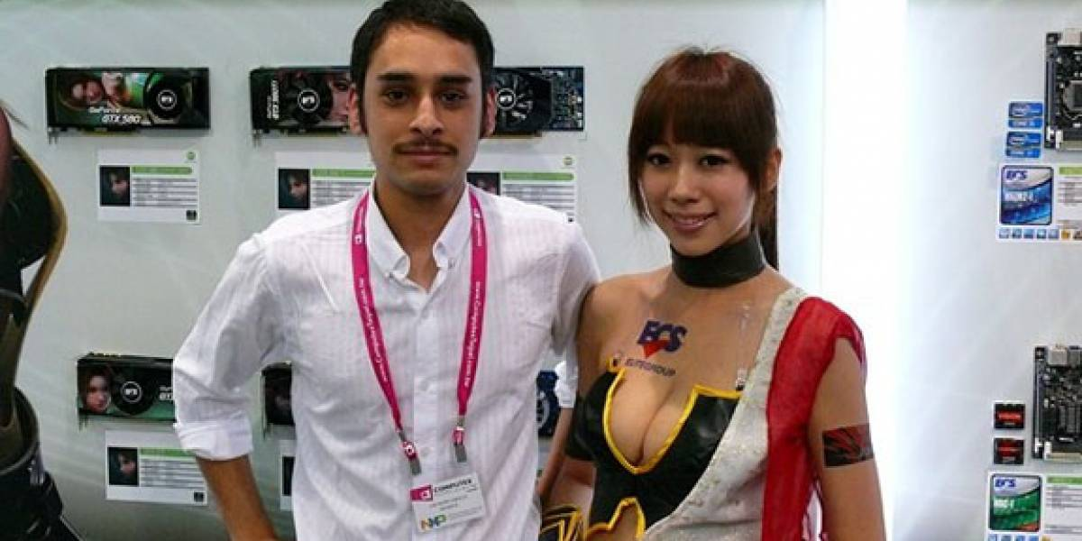 CTX2011: Booth Babes