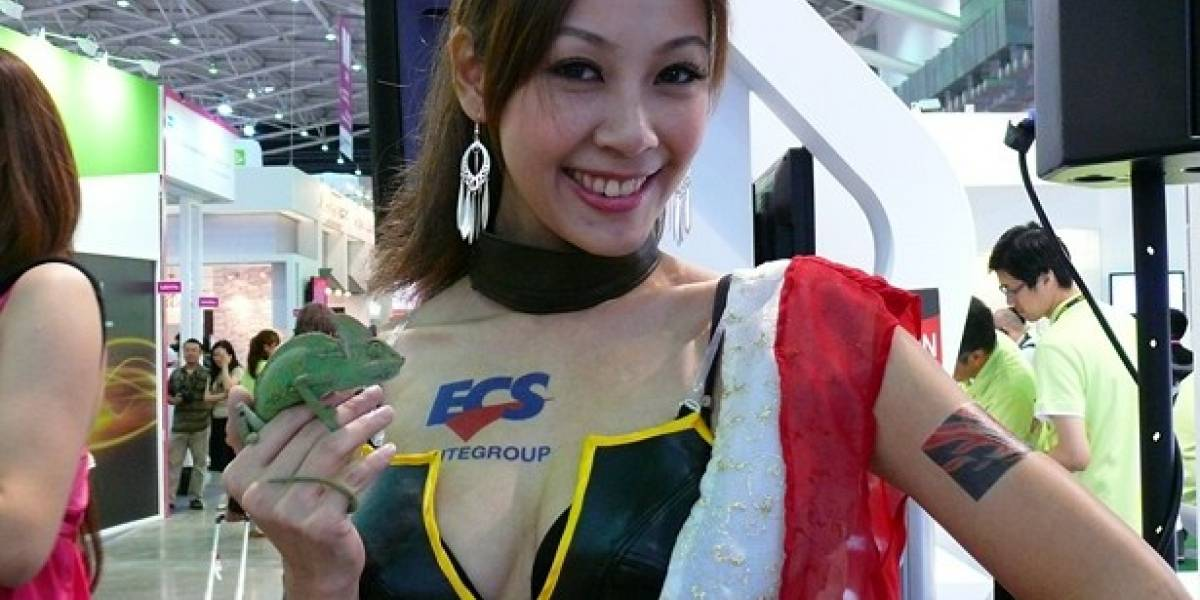 CTX2011: Booth Babes parte 2