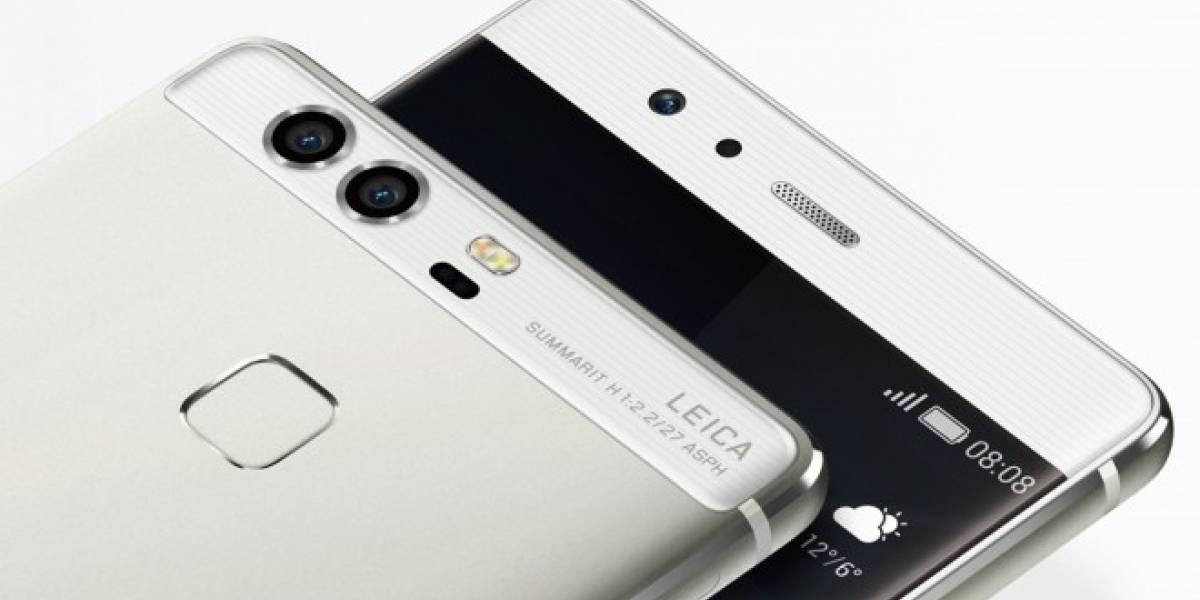 Huawei presentó oficialmente al P9 y P9 Plus