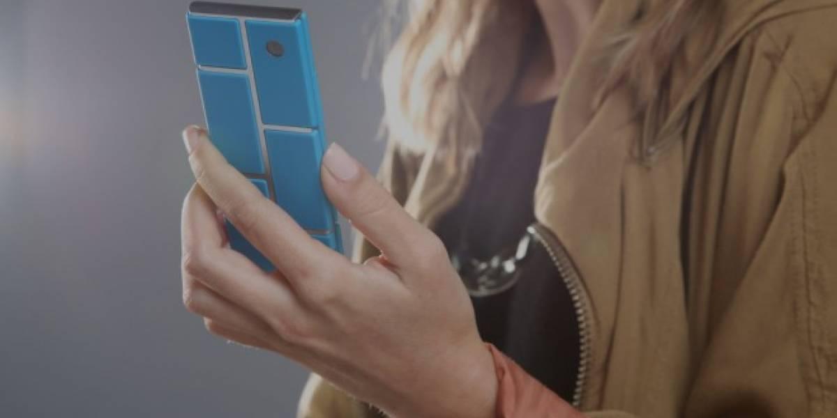 En Toshiba creen que el diseño modular de Project Ara llegará a la computación vestible