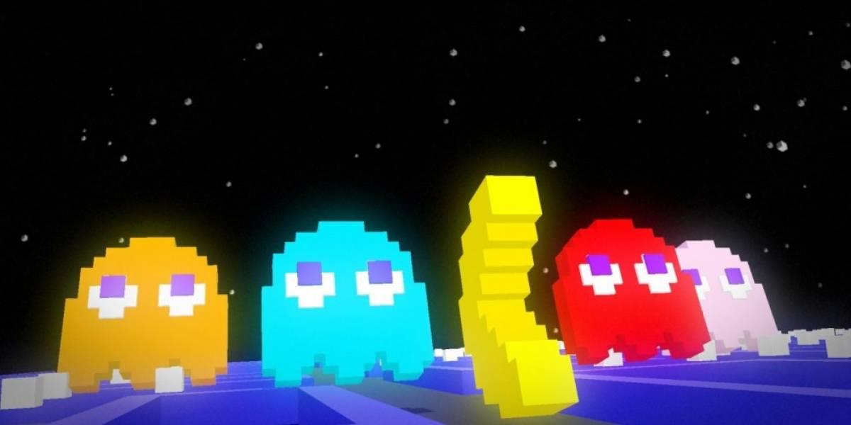 Se anuncia Pac-Man 256 para dispositivos móviles