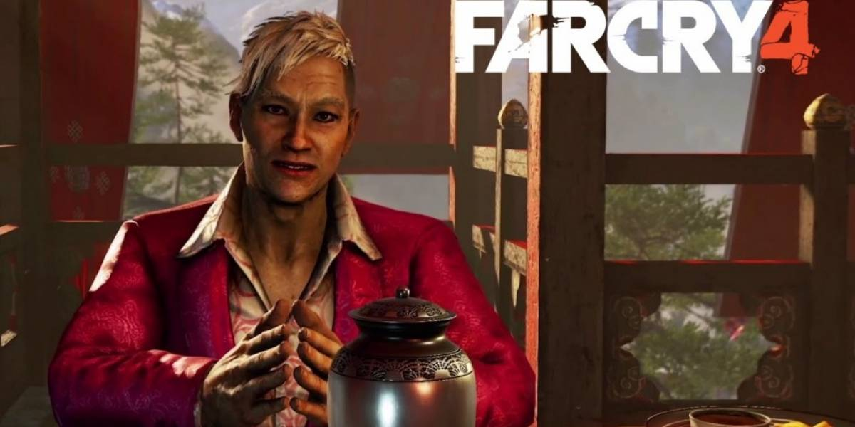 Pagan Min es la estrella en el explosivo nuevo tráiler de Far Cry 4