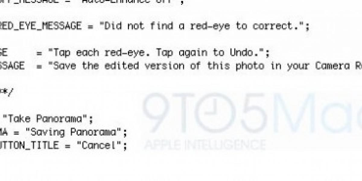 Imágenes panorámicas con iOS 5