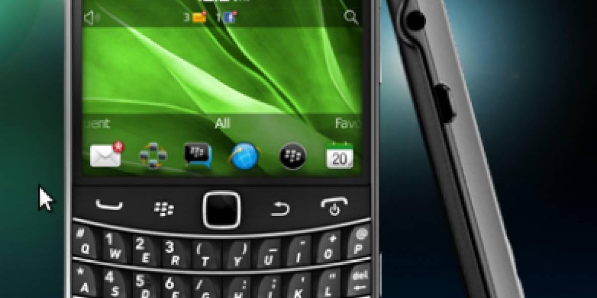 BlackBerry Bold 9900: Adelgazó y se hizo táctil