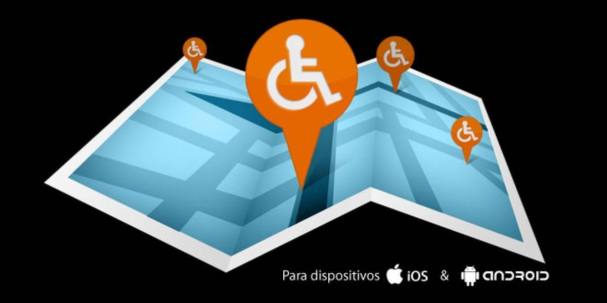 Parkible: Una aplicación para ayudar a aparcar a los discapacitados en Murcia