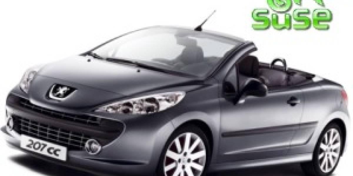 Peugeot adopta Linux