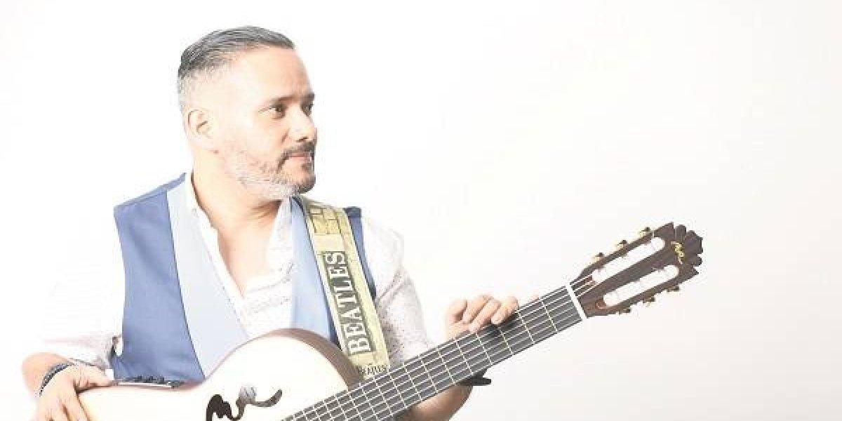 Pavel Núñez se presentará el viernes 9 de febrero en Hard Rock Live
