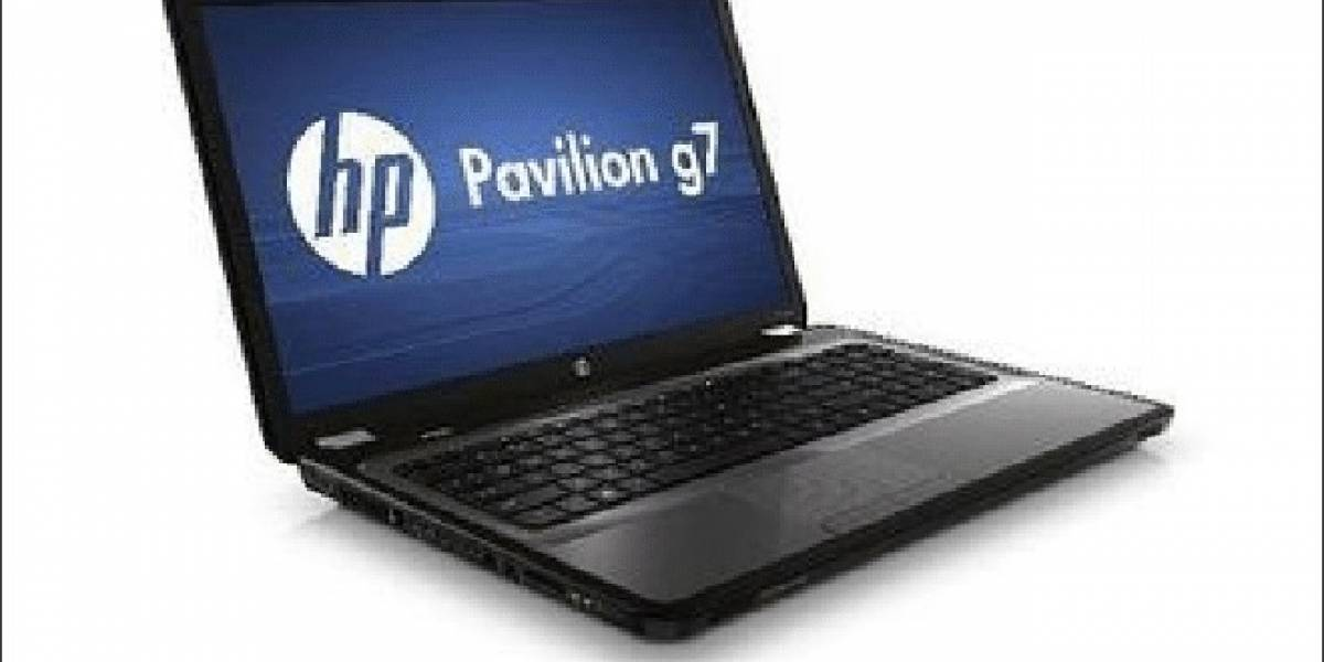 Notebooks HP basadas en el APU AMD Trinity en venta ¿desde la próxima semana?