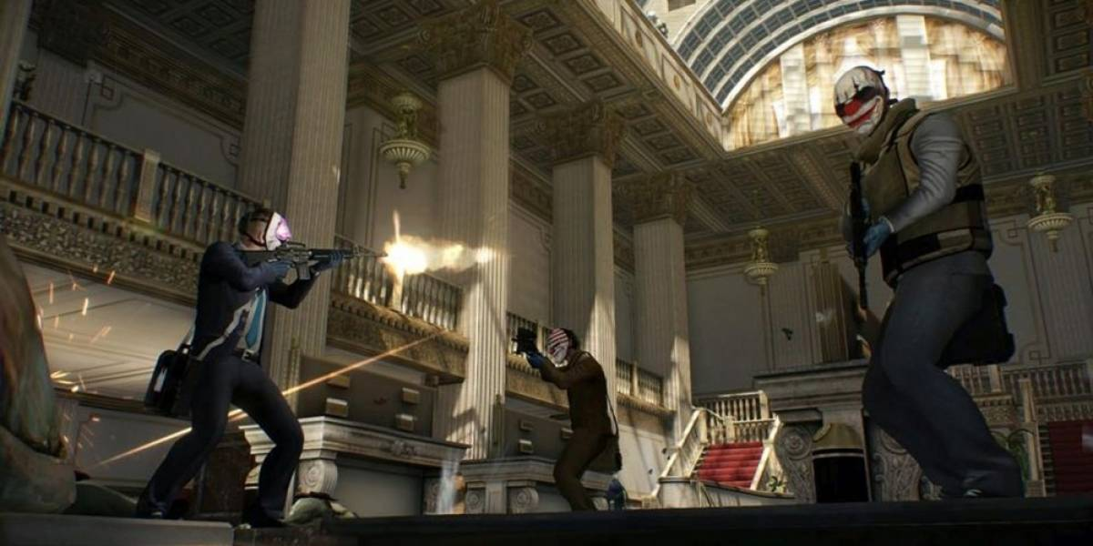 Nuevo tráiler y detalles de Payday 2 para Xbox One y PS4