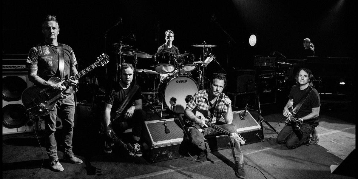 Pearl Jam anuncia show en solitario previo al Lollapalooza