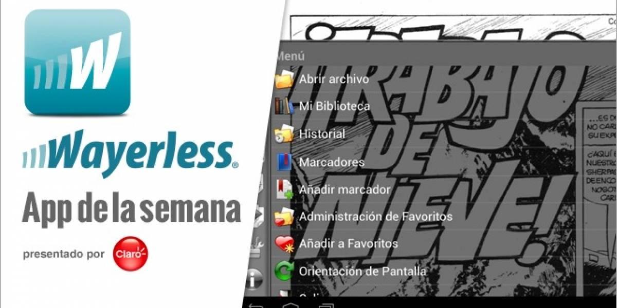 Perfect Viewer: La mejor aplicación gratuita de Android para leer cómics