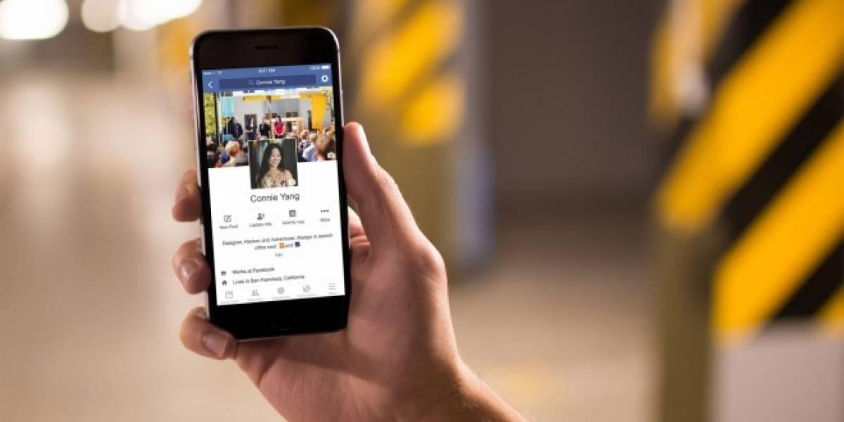 Facebook para iOS se actualiza y corrige el problema de la batería