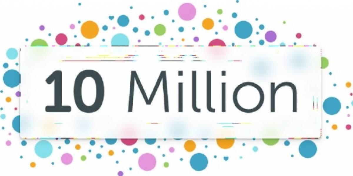 Periscope alcanza los 10 millones de usuarios activos