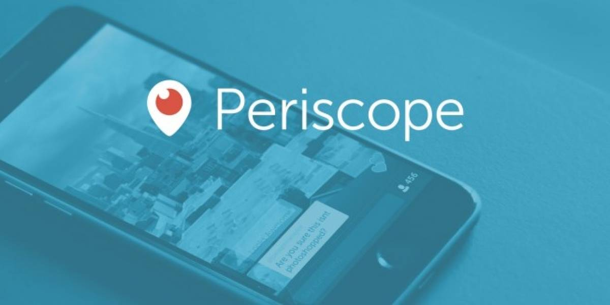 Periscope ahora permite que te registres sin tu cuenta de Twitter