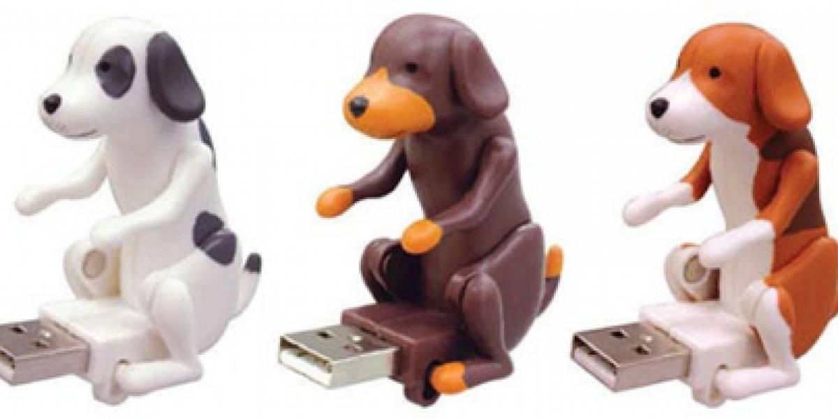 Impresentable: Perro lujurioso USB
