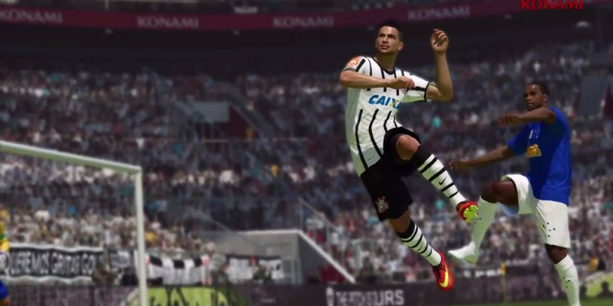 Niubie en Twitch: Pro Evolution Soccer 2015