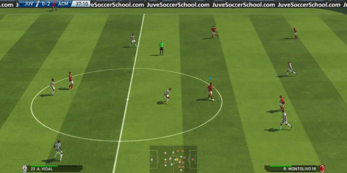Pro Evolution Soccer 2015 [NB Labs]