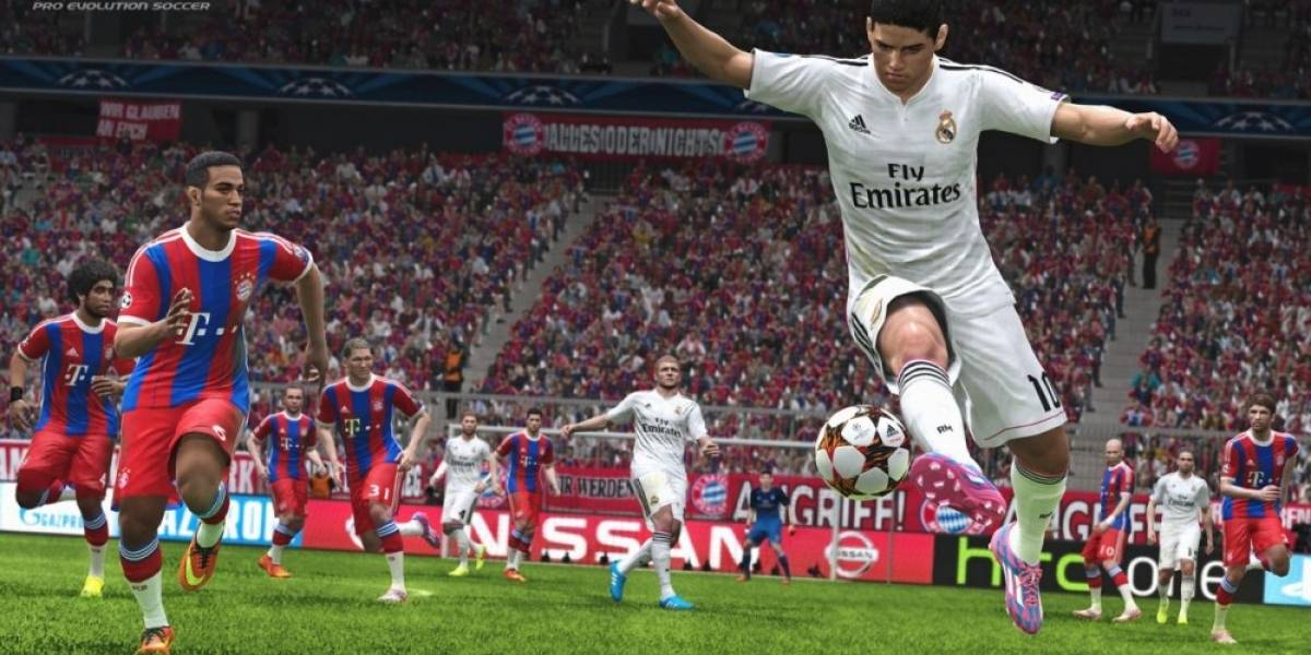 Konami anuncia importante actualización para PES 2015