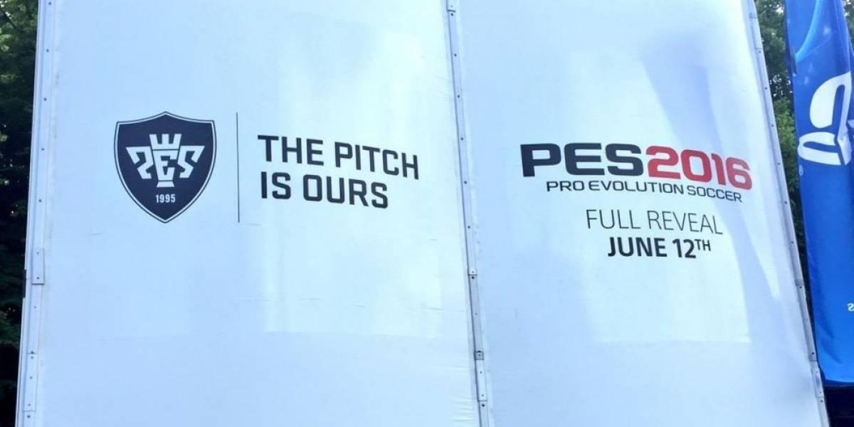 PES 2016 se presentará oficialmente la próxima semana