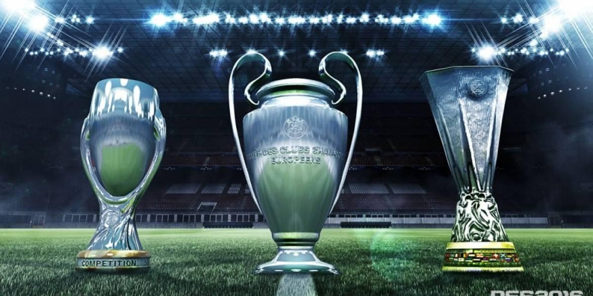 Pro Evolution Soccer tendrá los derechos exclusivos de la UEFA por tres años más