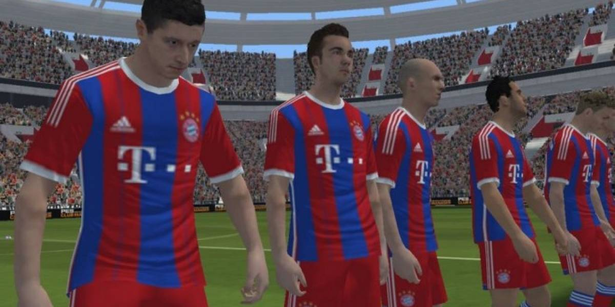 PES Club Manager aterriza en iOS y Android