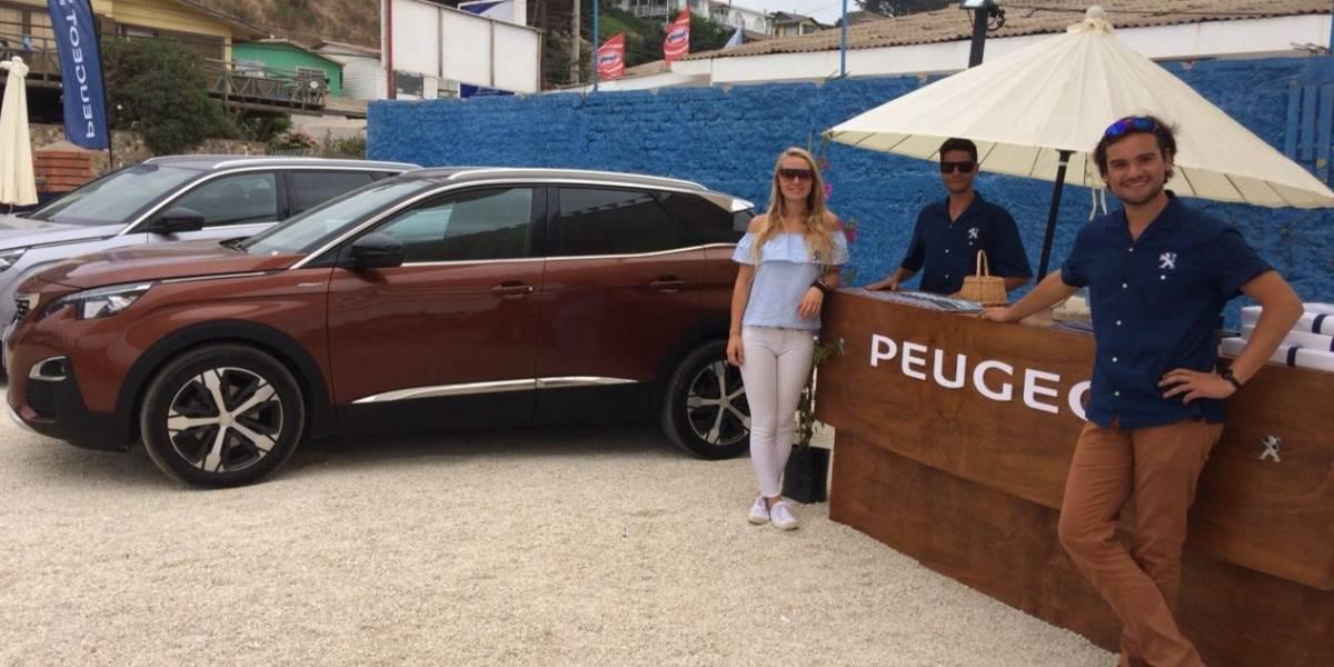 Para vivir intensamente el verano está Peugeot Summer 2018